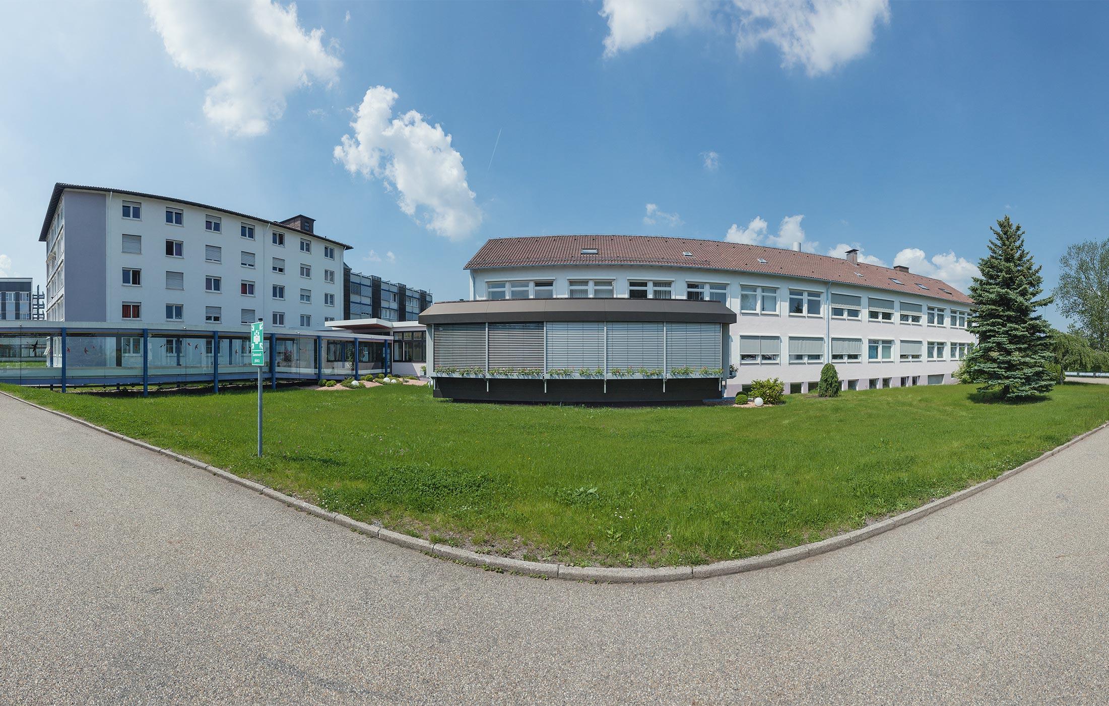 2009, Immobilienkonzept Berufsförderungswerk Schömberg e.V.