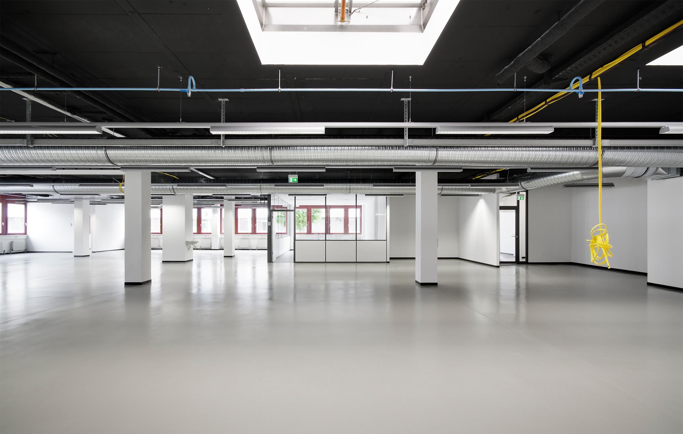 2012, Umbau Schul- und Ausbildungsstätte BfW Schömberg, Holderpark Stuttgart