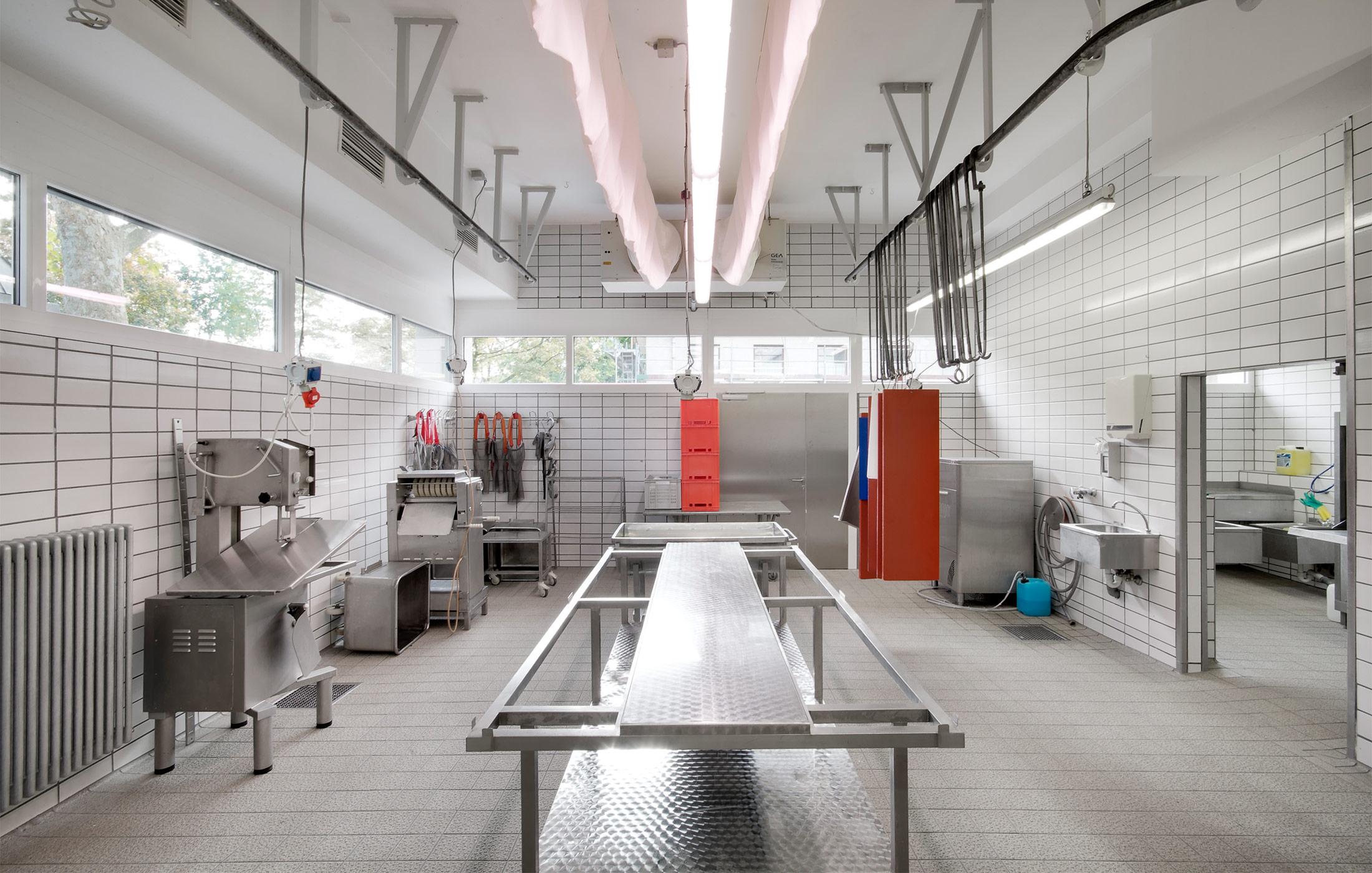 2010, Generalsanierung für das Zentralwirtschaftsgebäude der Diakonie Stetten e.V.