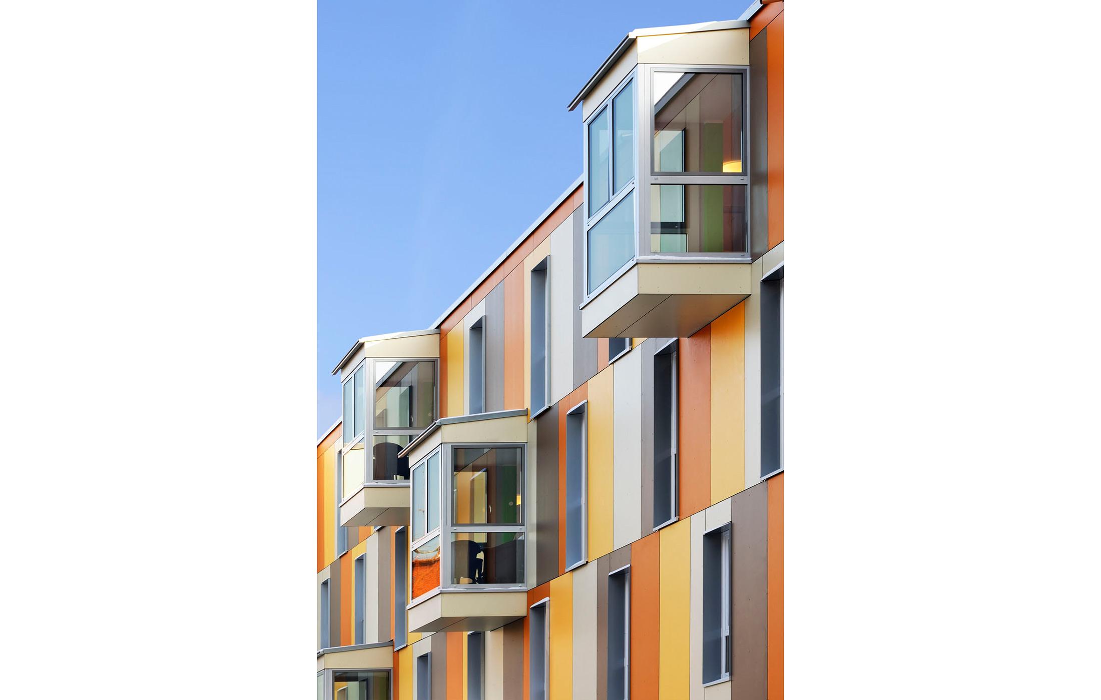 2012, Neubau Haus auf der Waldau, Stuttgart