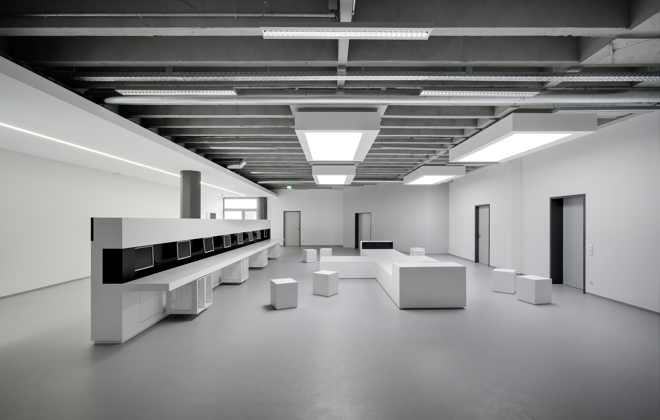 2013, Umbau DHBW am Standort der Diakonie Mosbach