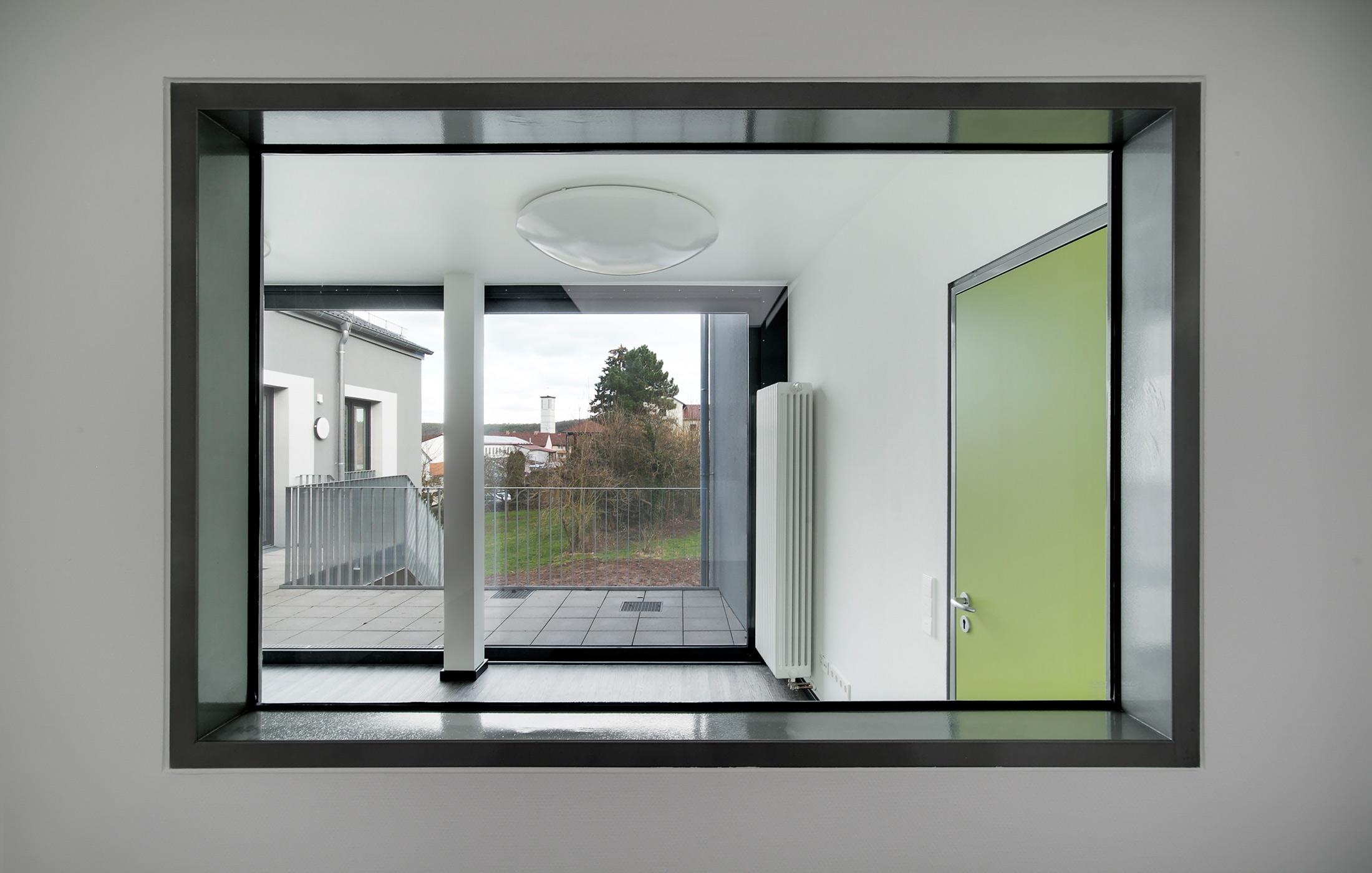 2013, Neubau Wohnheim für die Johannes Diakonie Mosbach e.V., Wertheim