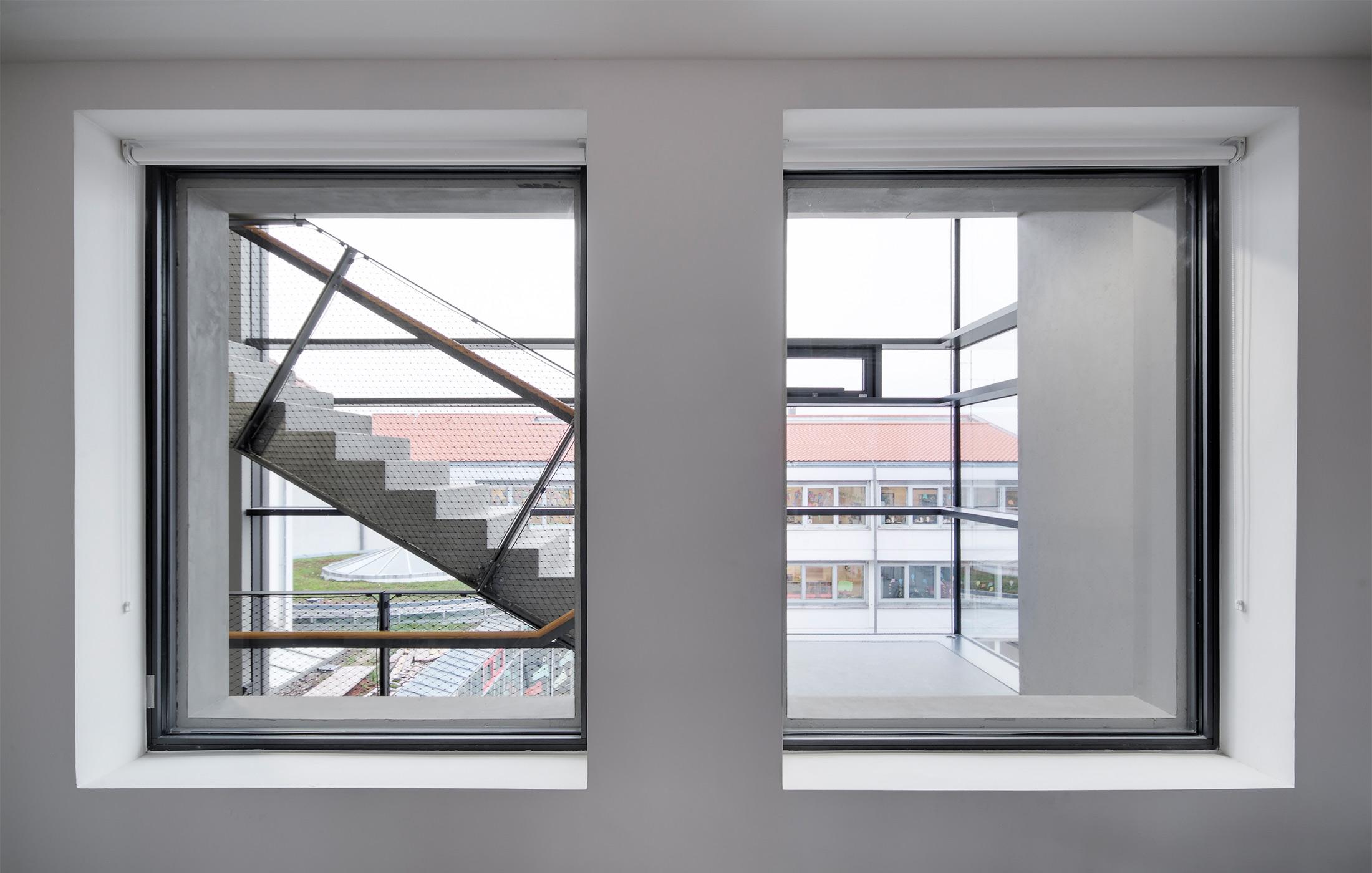 2014, Sanierung und Umbau der Zeppelinschule und Musikschule, Leinfelden-Echterdingenn