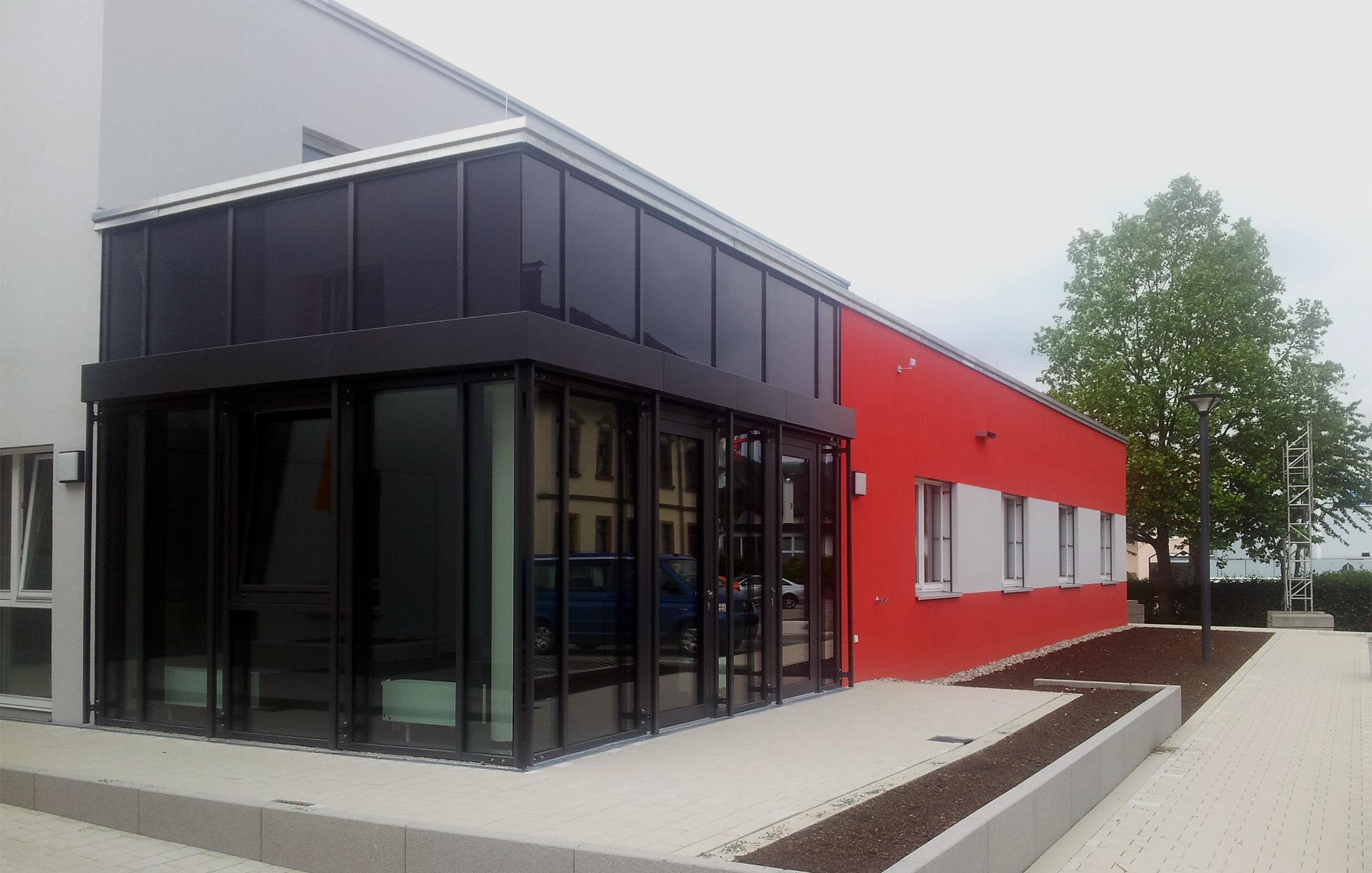"2014, Neubau ""Wohnheim Bleiche"" für die Johannes Diakonie Mosbach e.V."