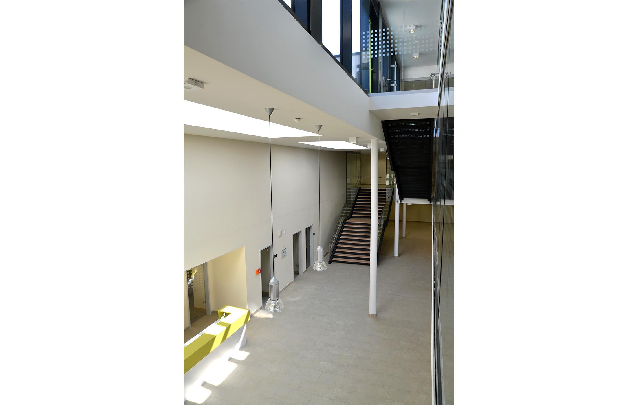 2016, Neubau Diakonie Klinikum, Mosbach