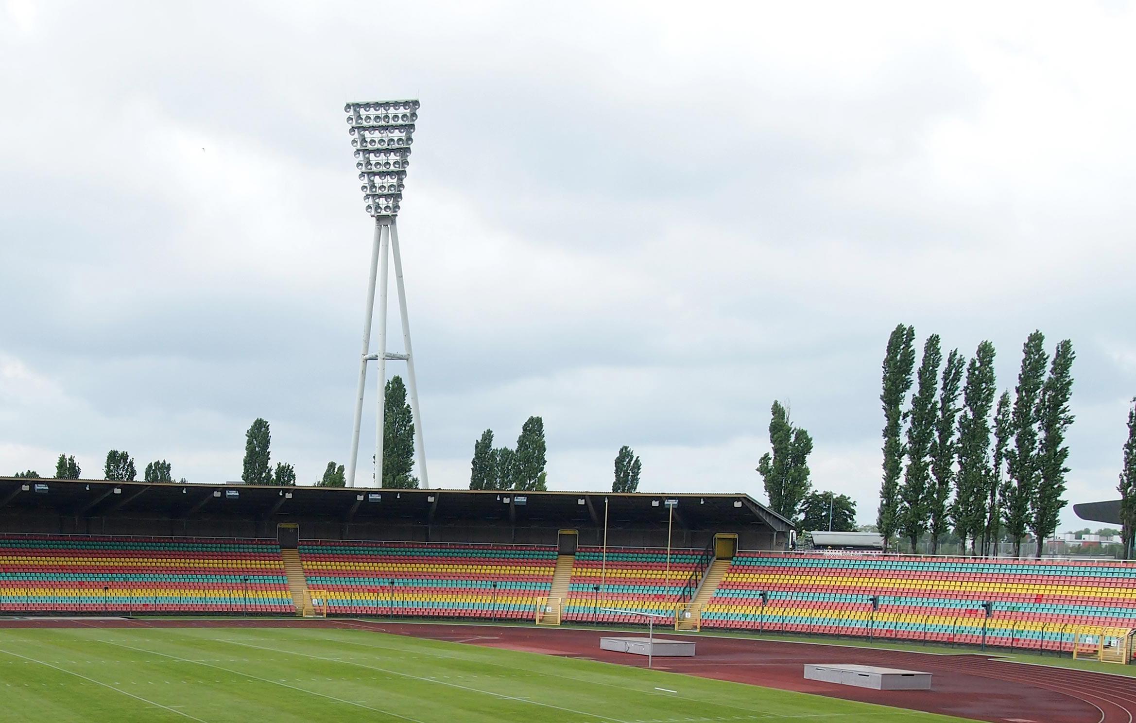 2016, Bedarfsplanung und Machbarkeitsstudie Friedrich-Ludwig-Jahn Sportpark Berlin