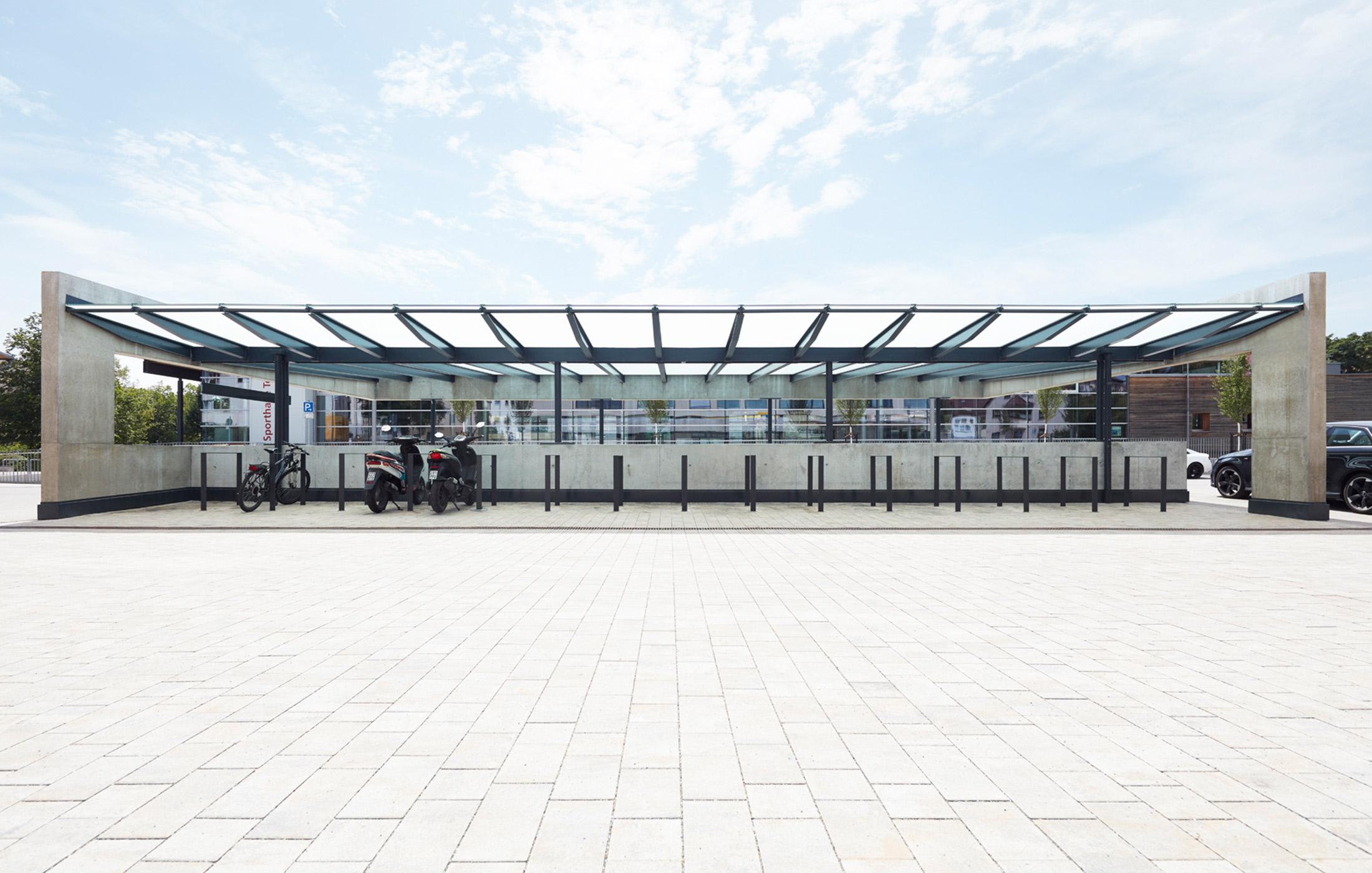 2017, Neubau Koroneo, Korntal - Münchingen