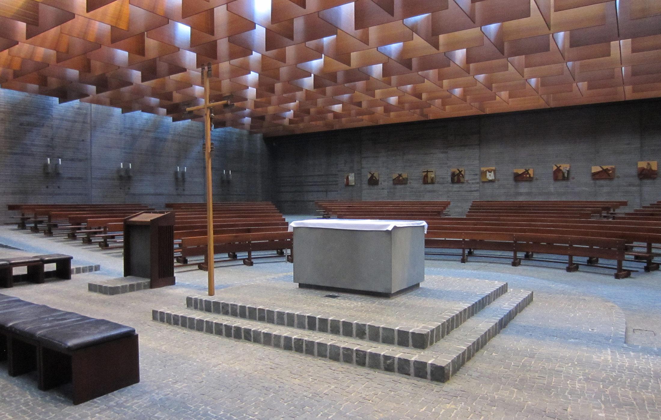 2017, Immobilienkonzept für die katholische Kirche Heidelberg