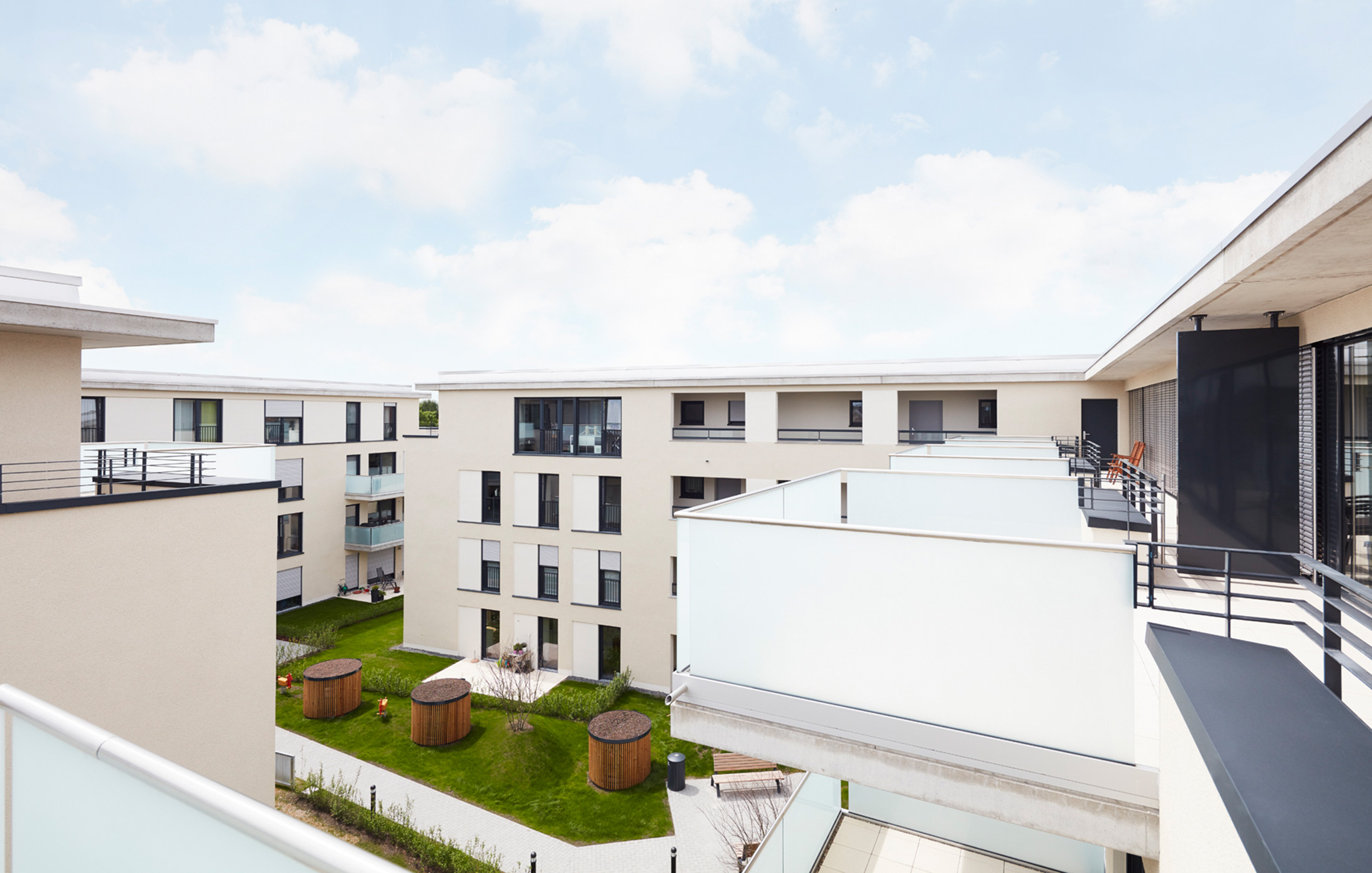 2017_Wohnungsbau_Neubau_Einzelhande_Generalplanung_Koroneo_Korntal_Edeka