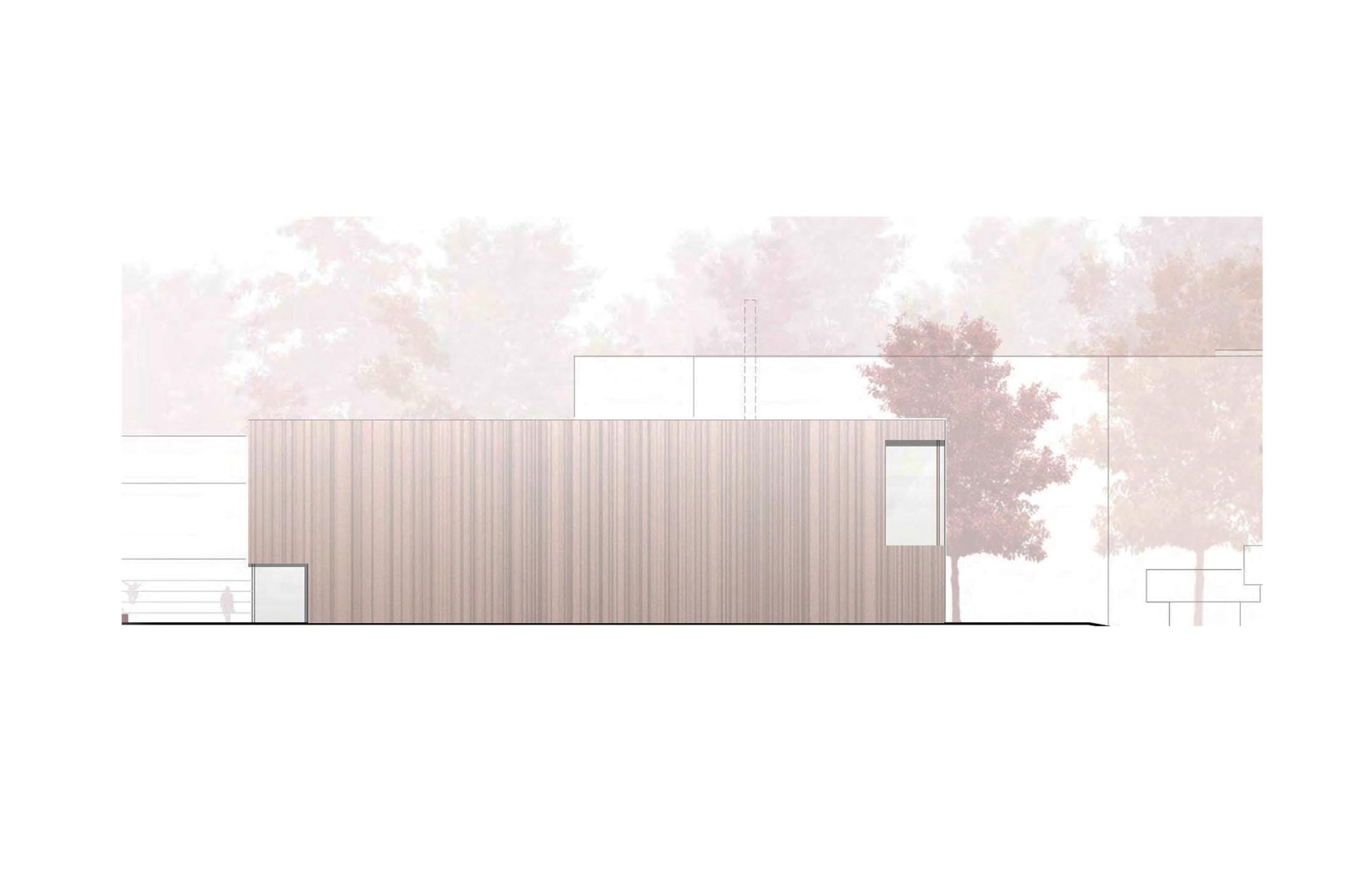 2018, Wettbewerbsbetreuung Neubau Sporthalle in den Breitwiesen, Gerlingen