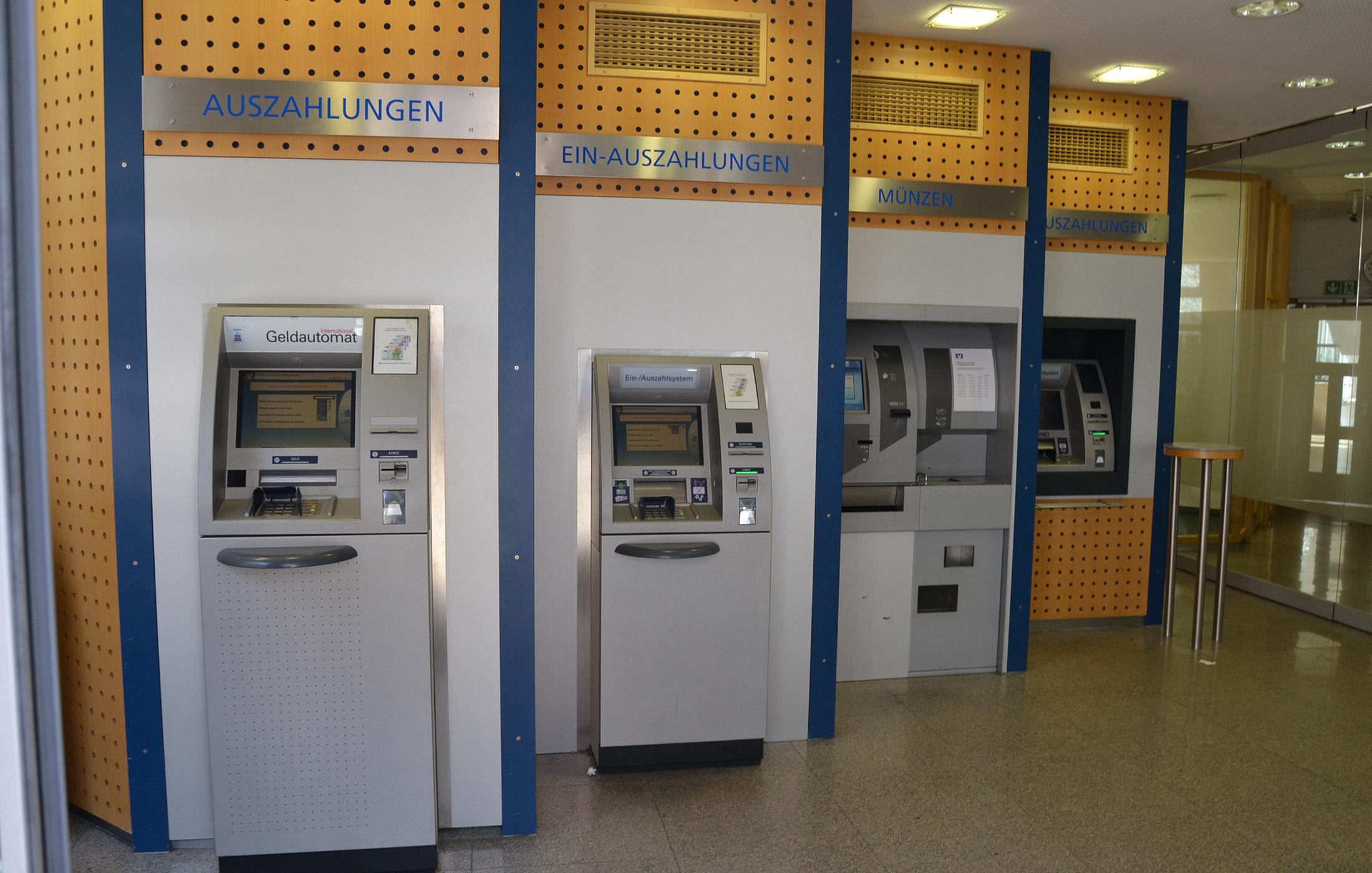 2020, Umbau Volksbank, Kirchheim u.T.