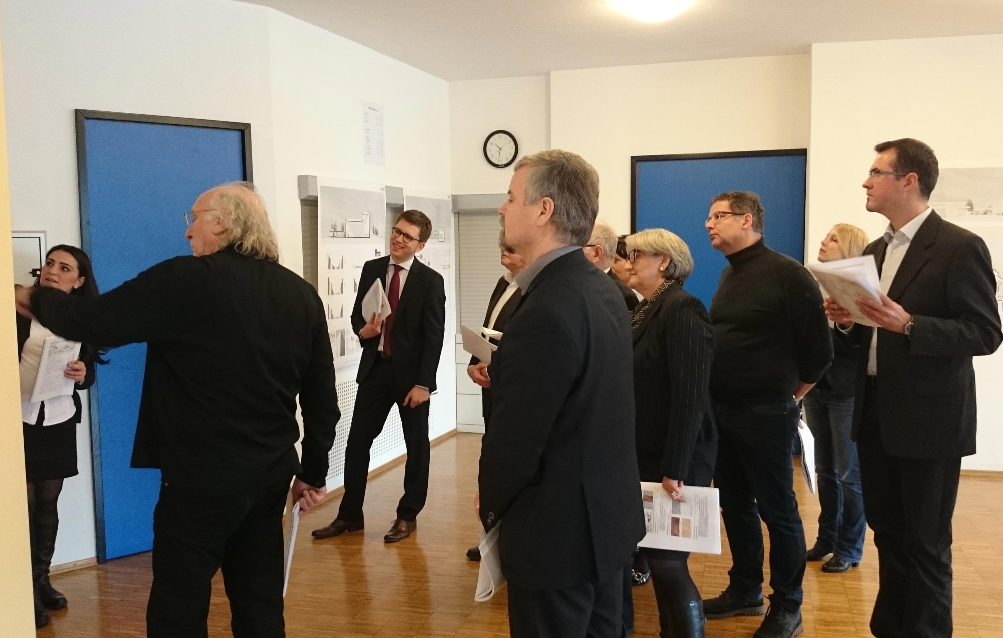 2015, Wettbewerbsbetreuung St. Maria, Aalen