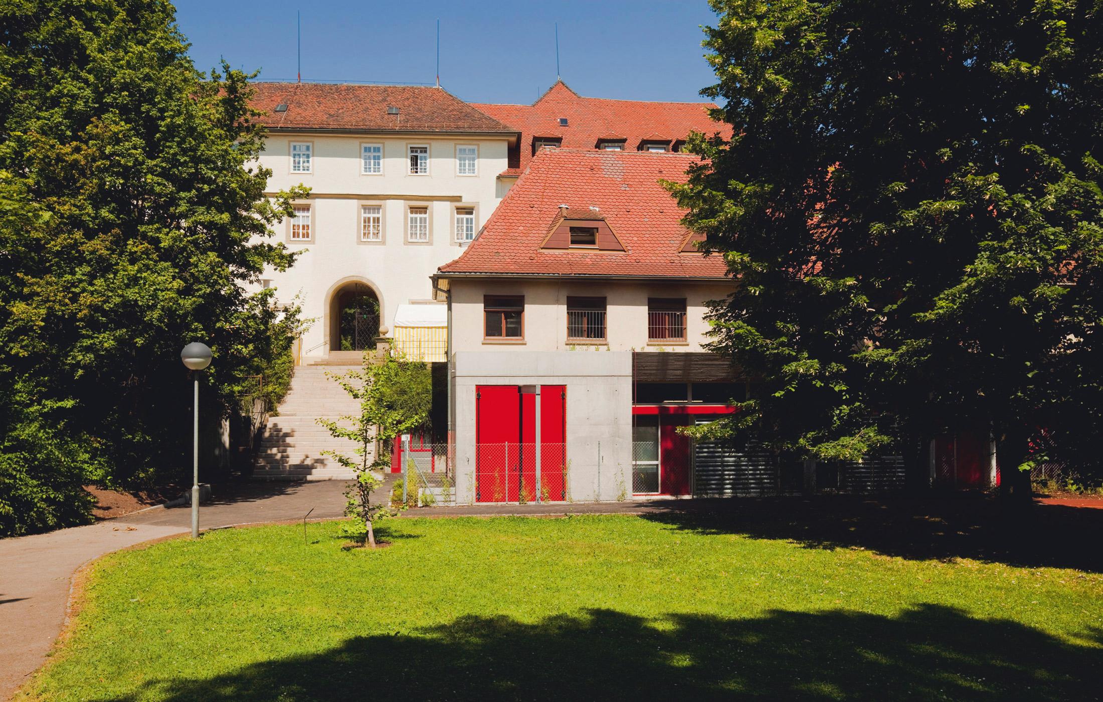 2010, Energetische Sanierung Heizzentrale Diakonie Stetten e.V.