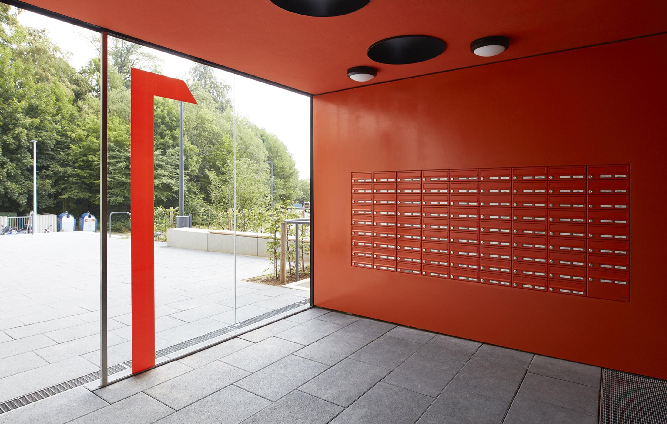 Sanierung Wohnanlage im Lauchhau, Stuttgart