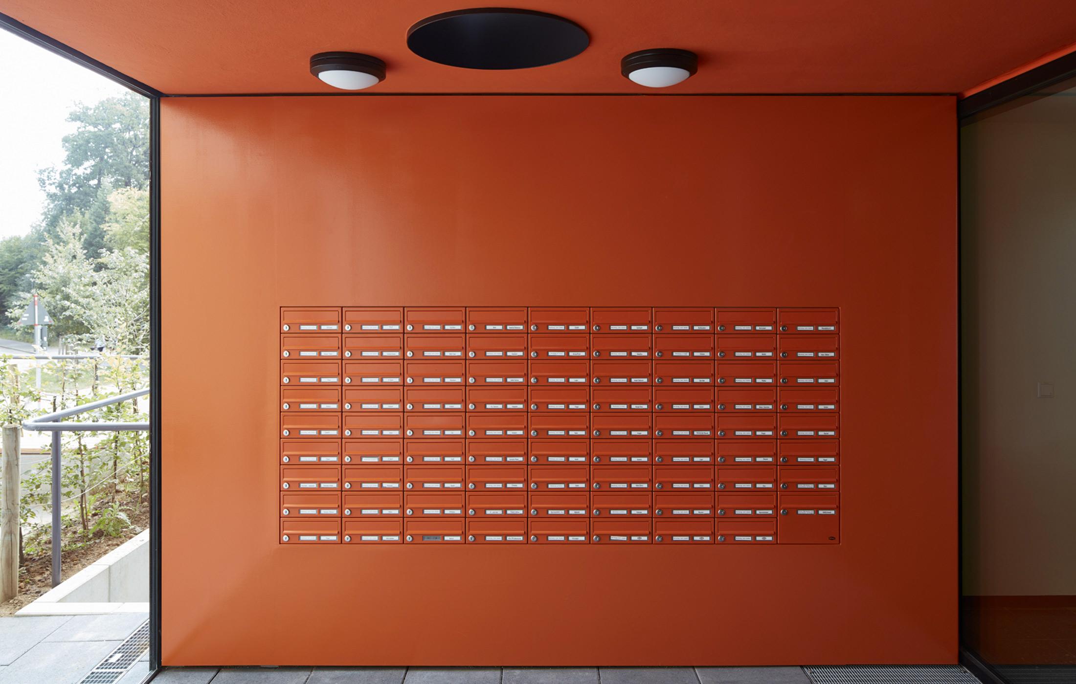 2023, Sanierung Wohnanlage im Lauchhau, Stuttgart