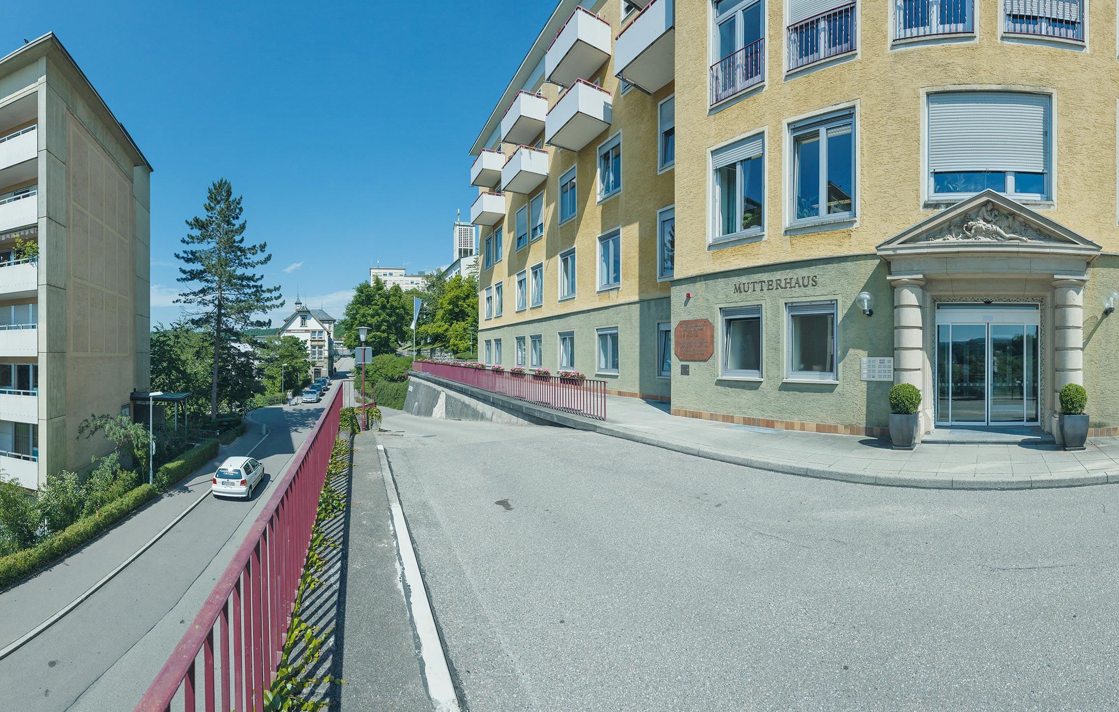 2009, Immobilienkonzept für das Diakoniewerk Schwäbisch-Hall e.V. (DIAK)