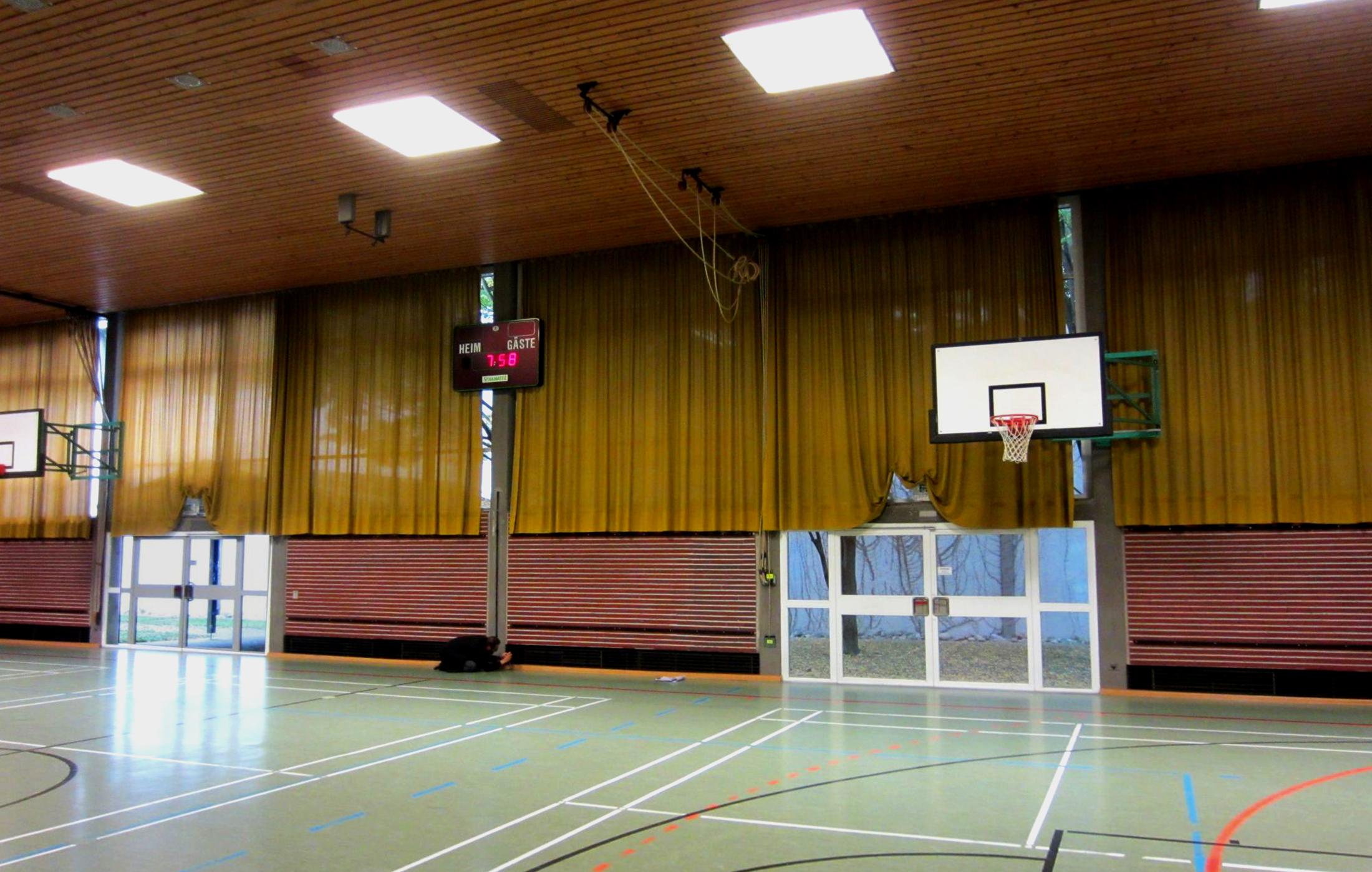 2017, Sulmturnhalle und Pichterichhalle, Neckarsulm