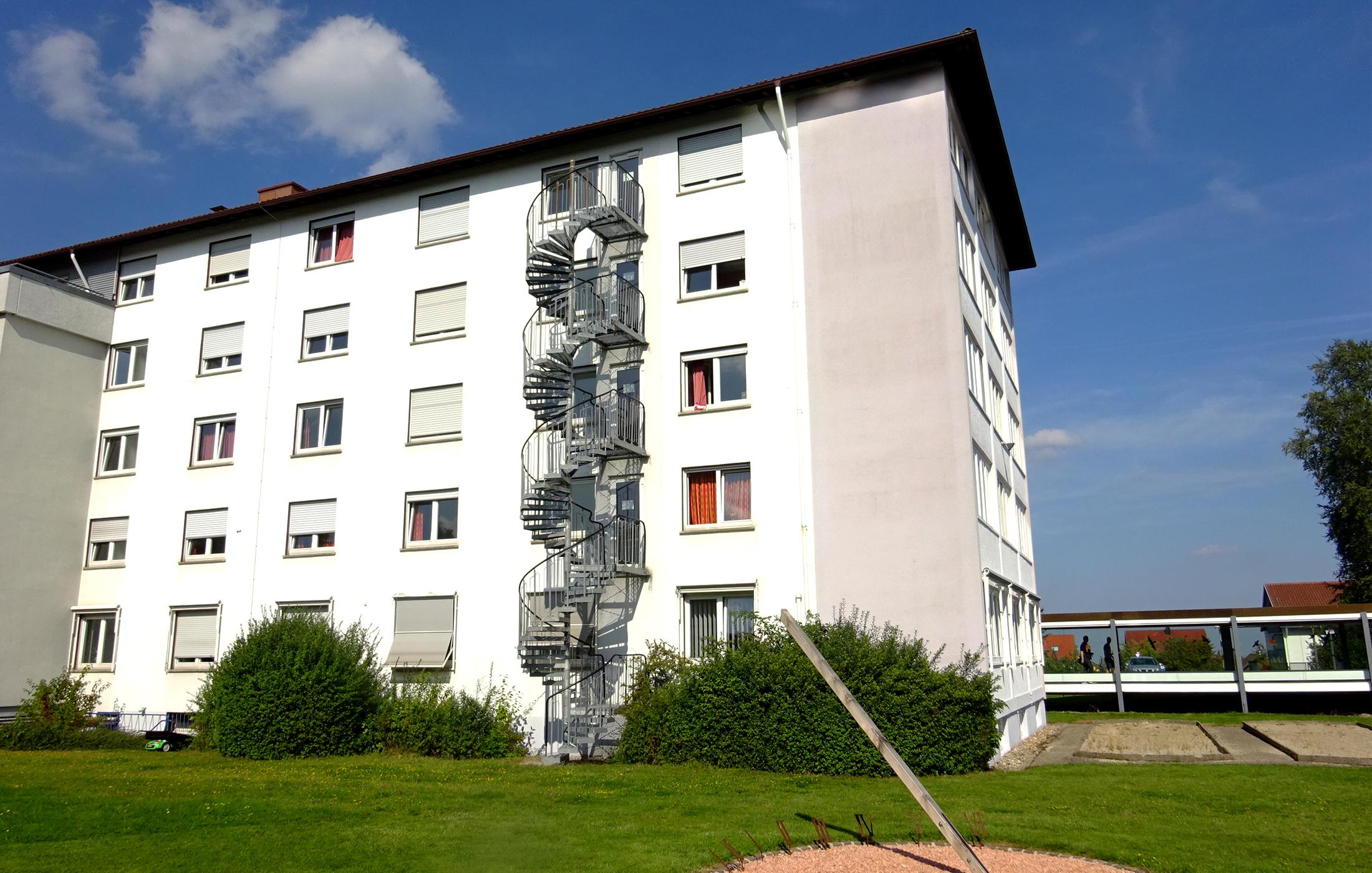2019, Sanierung und Umbau Internatsgebäude J-A Berufsförderungswerk Schömberg e.V.