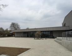 Einweihungsfeier Lindenhalle Dettingen