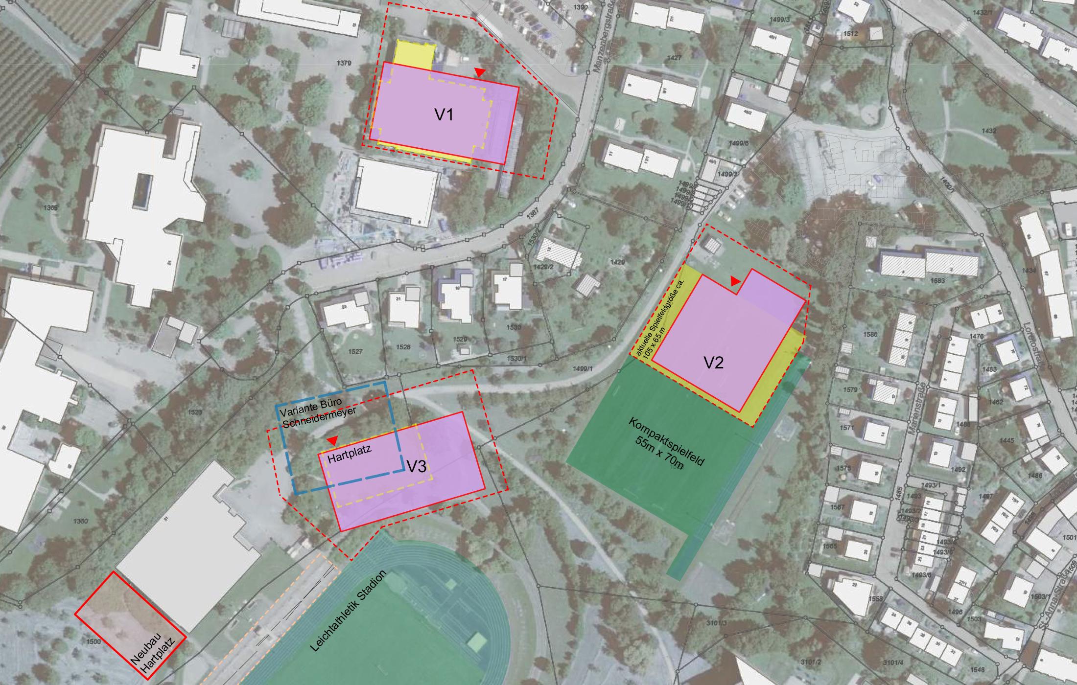 2020, Konzeptionelle Gesamtuntersuchung für die Sport- und Mehrzweckhallen der Stadt Tettnang, Tettnang