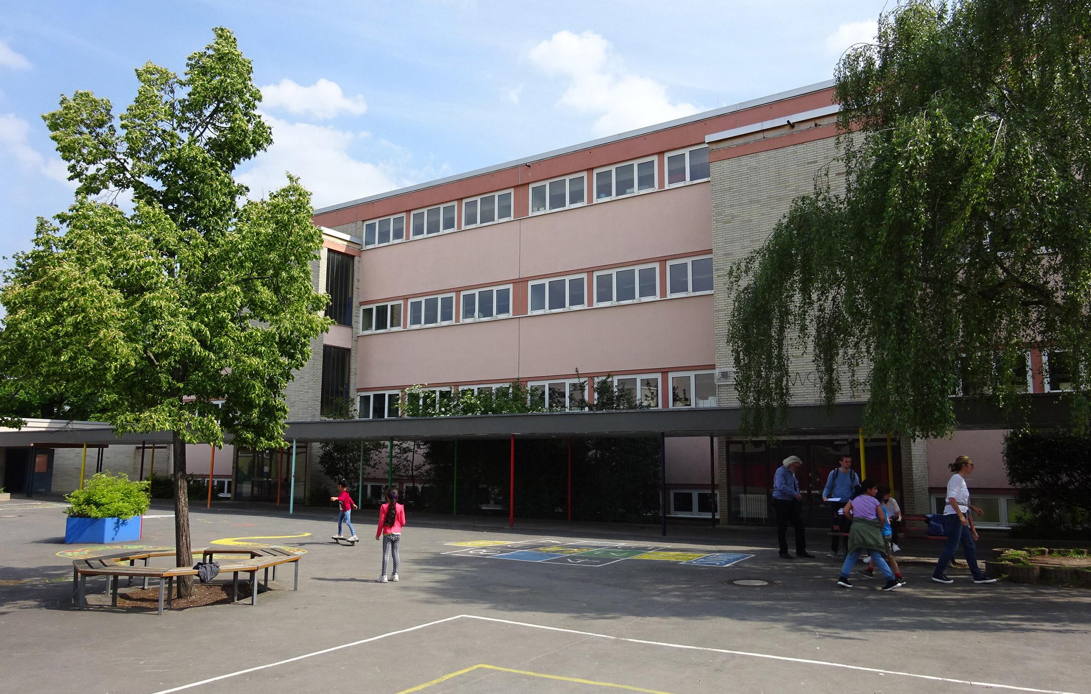 Berthold-Otto-Schule Frankfurt am Main