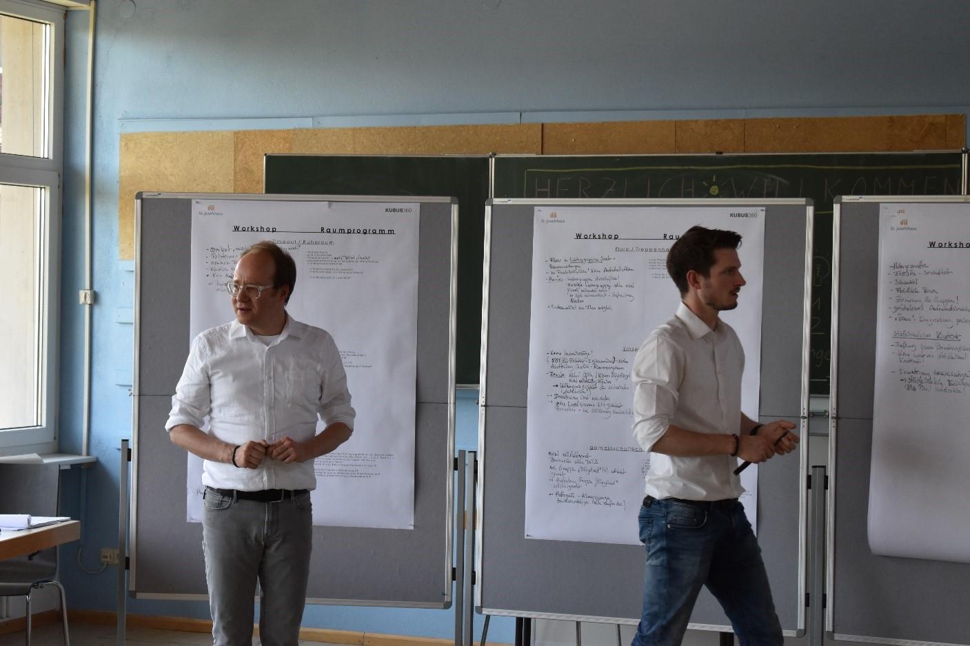 Workshop Projektgrundlage