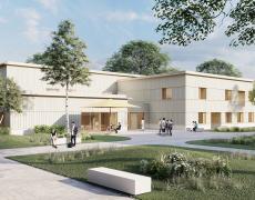 Neues Projekt: Neubau Wohnheim