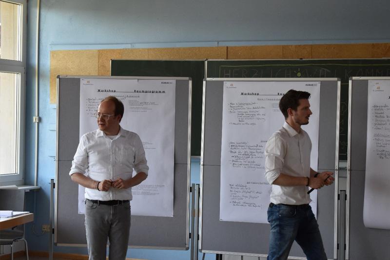 Unser neues Workshopkonzept schafft klare Grundlagen