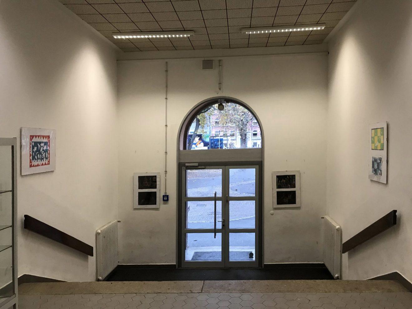 Beginn der Sanierungsarbeiten an der Ganztagesschule in Esslingen