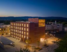 Fertigstellung: Neubau Rathaus Salem