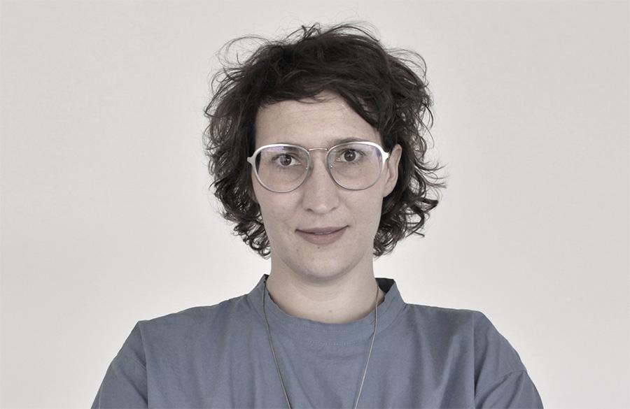 Charlotte Thomas ist Fachplanerin für Barrierefreies Bauen