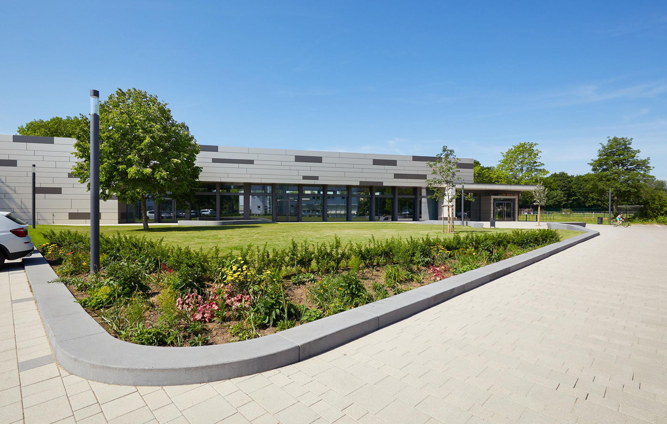 2019, Sanierung Mehrzweckhalle, Massenbachhausen