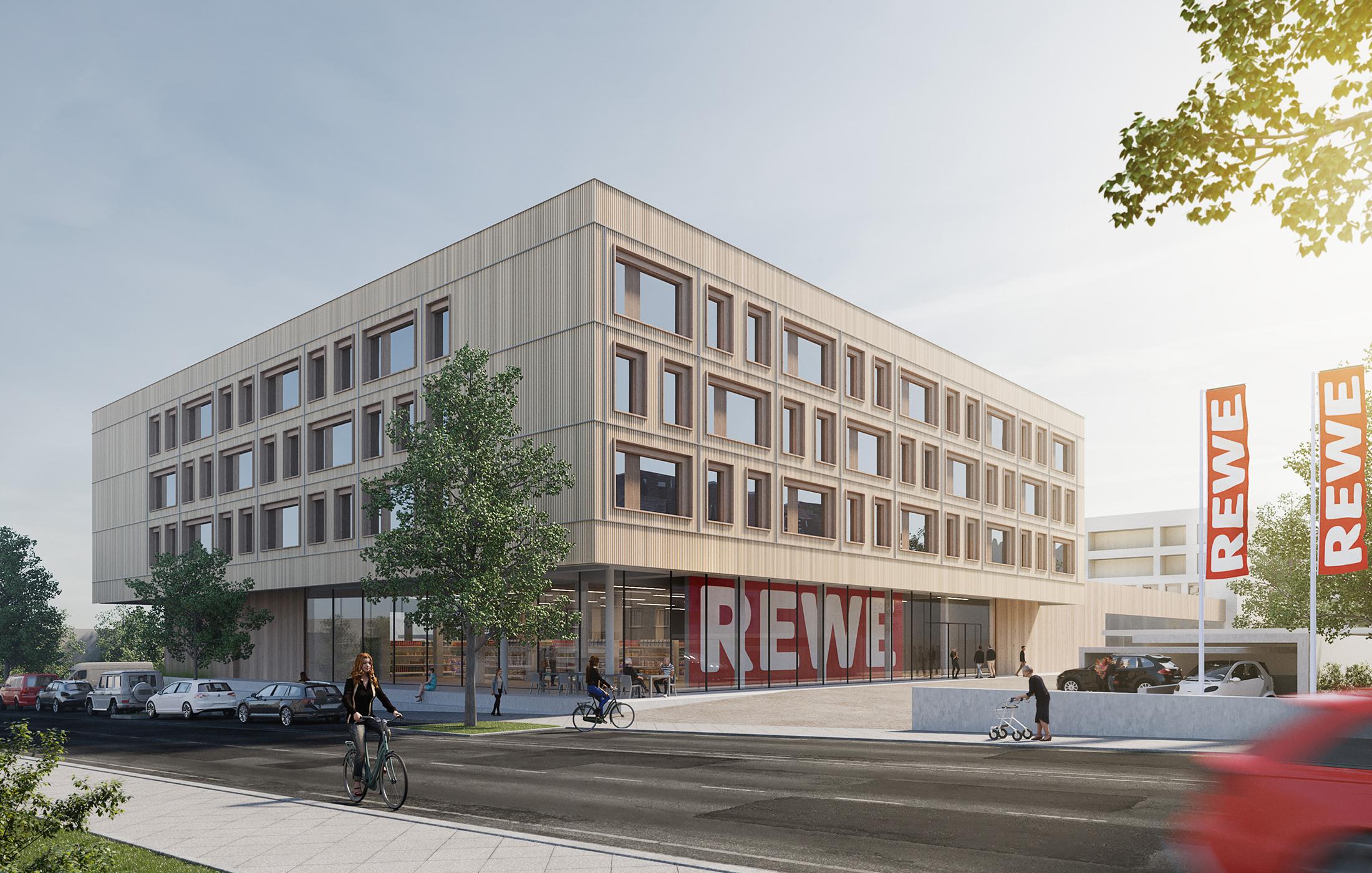2019, Quartier Metzstraße, Stuttgart