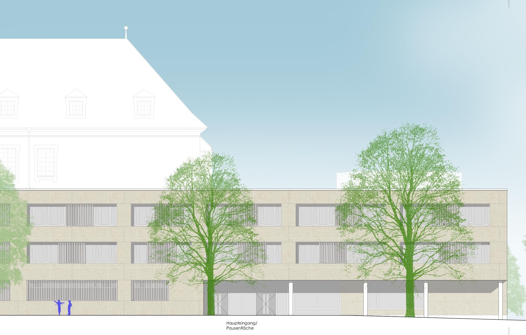 2023, Schlossschule Durlach AN W