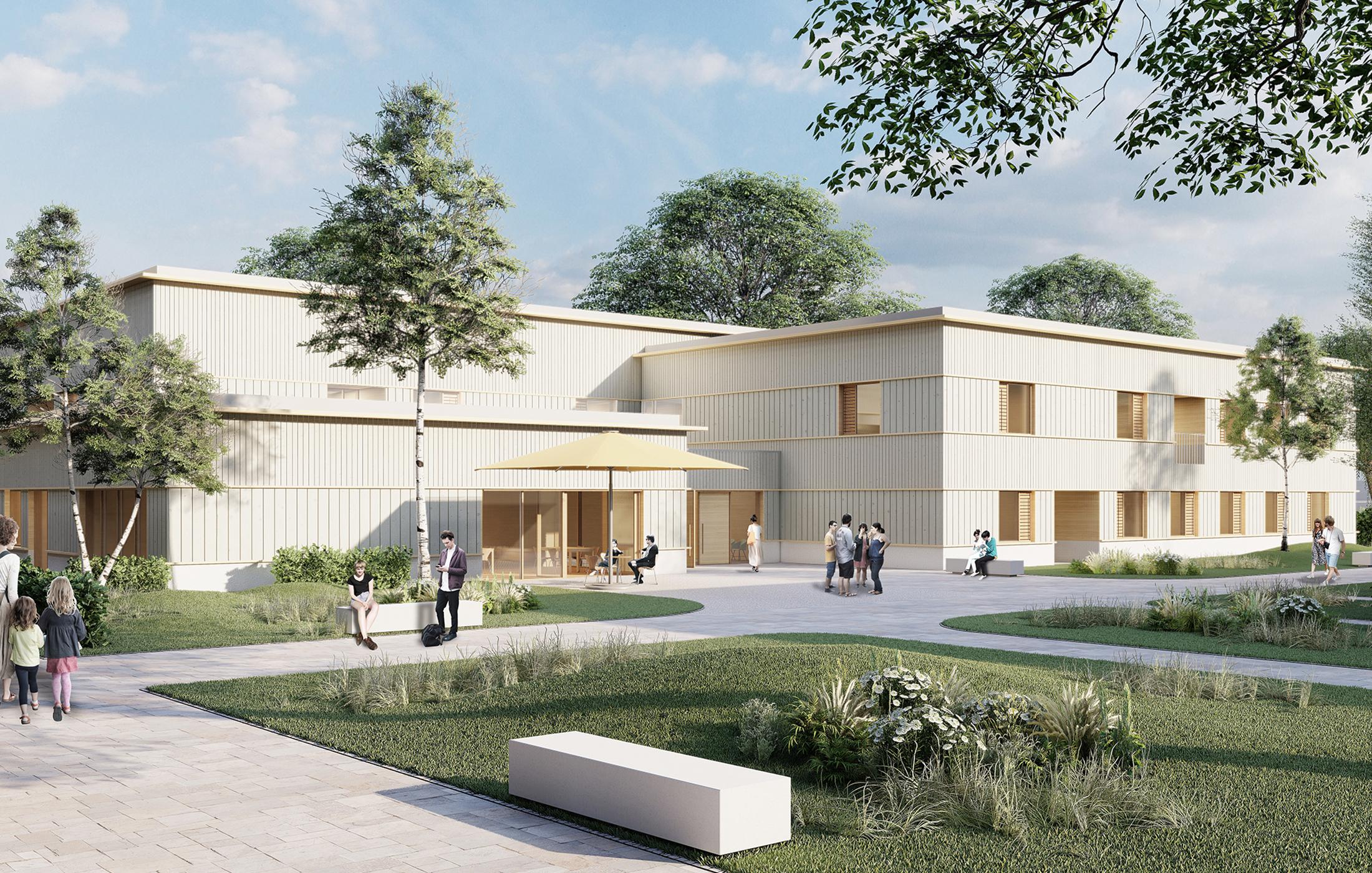 2020, Sankt Josefhaus, Herten