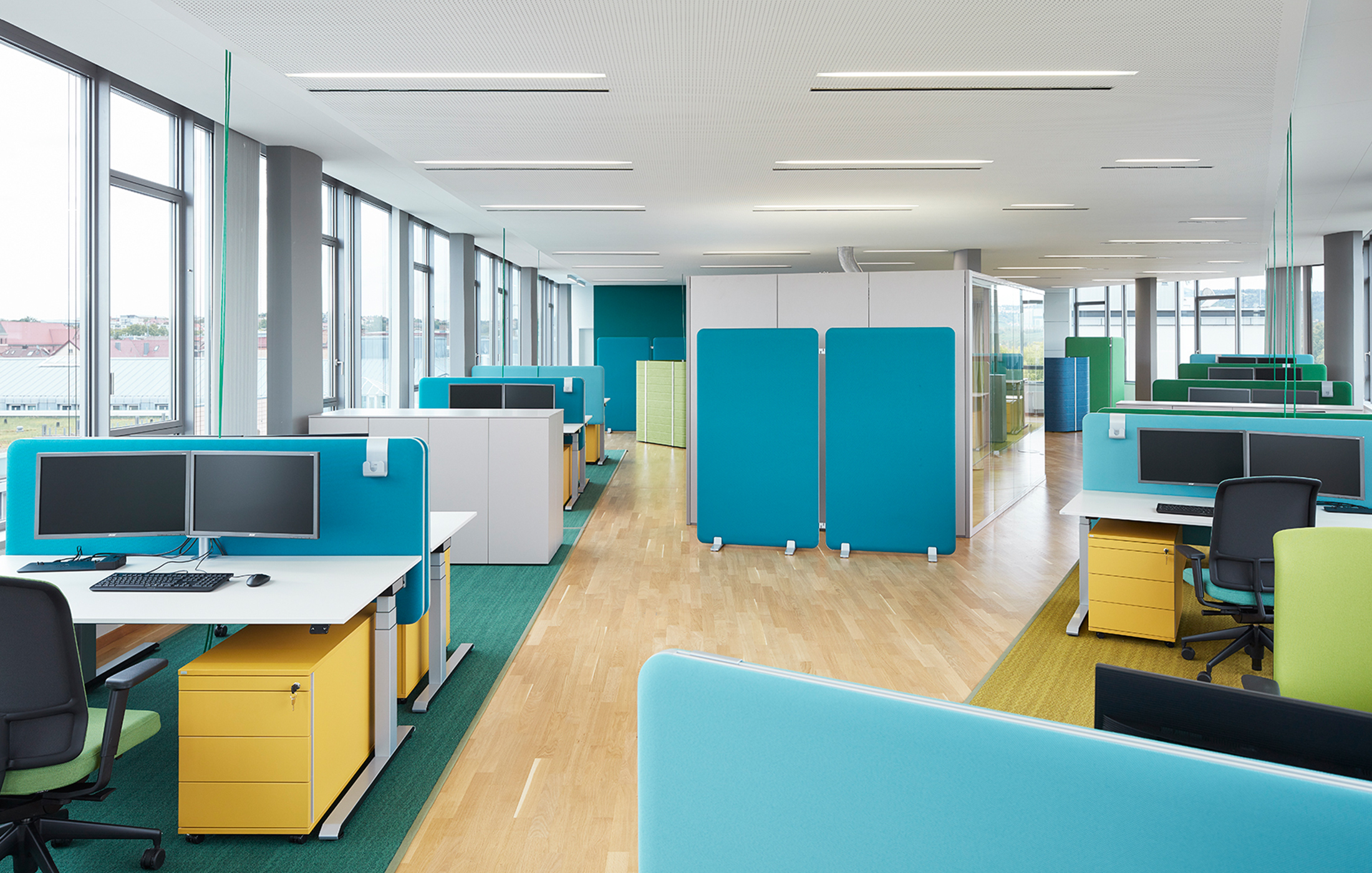 2020, Umgestaltung der PSD-Bank, Stuttgart