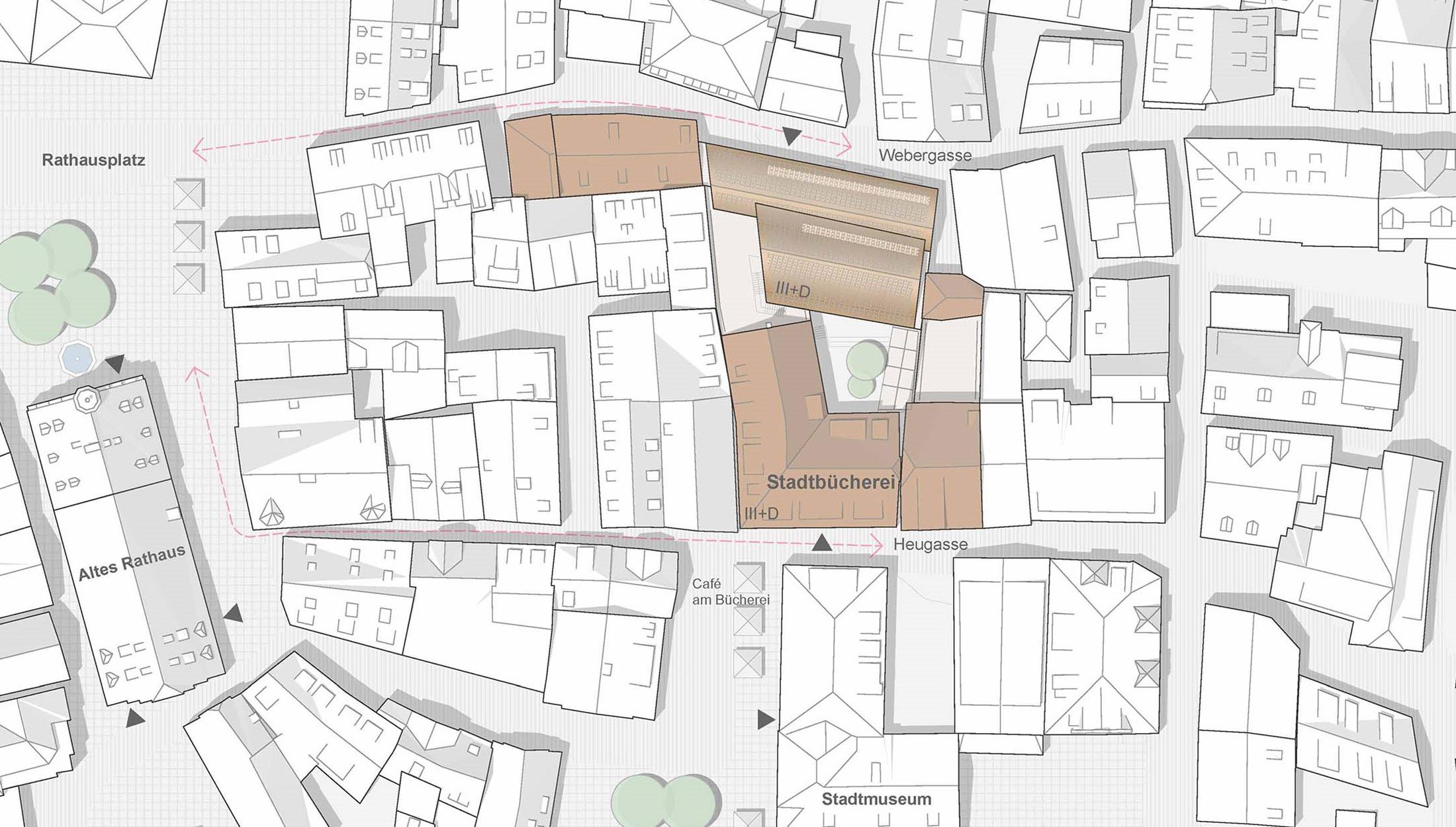 2021, Verfahrensbetreuung Fachplaner- und Projektsteuerungsleistungen Stadtbücherei, Esslingen