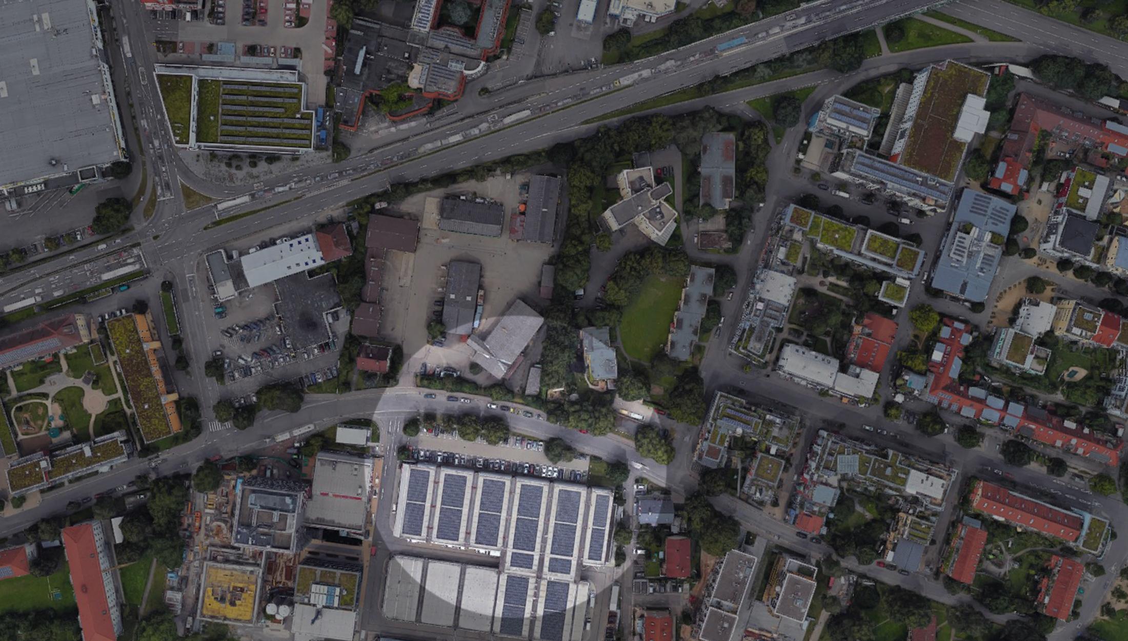 2021, Verfahrensbetreuung Parkhaus Stadtwerke, Tübingen