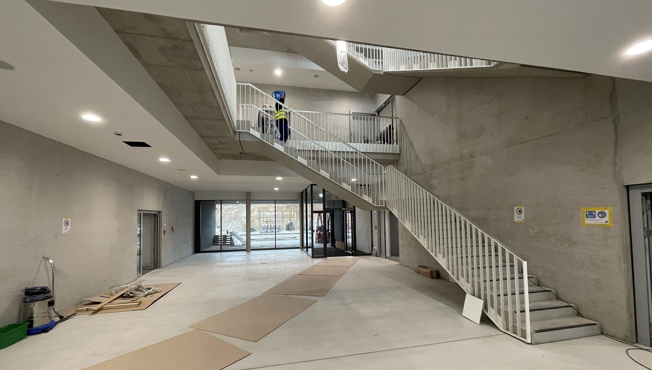 2021, BFW Neubau Geschäftsstelle Stuttgart, Renningen